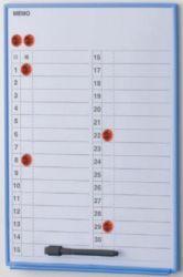 Planning Schedual Board