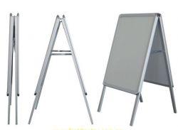 Sandwich A Board Stand