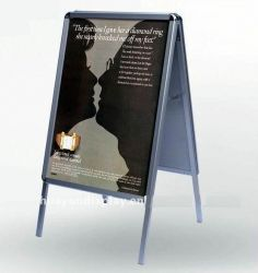 Outdoor Pavement Sign
