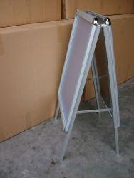 Aluminium Corner A Board