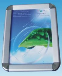 Aluminum Poster Frame With Snap Frame