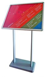 Metal Poster Frame Stand