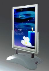 Water Base Poster Stand