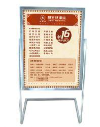 Floor Poster Stand