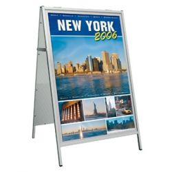 Folding Poster Stand