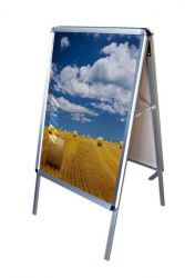A Poster Stand