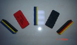 Plastic And Wool Eraser