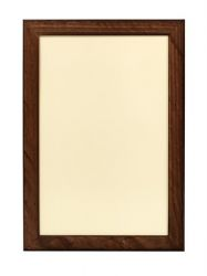Natural Wooden Pine Frame Whiteboard