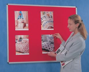 Tamperproof Resistant Notice Board