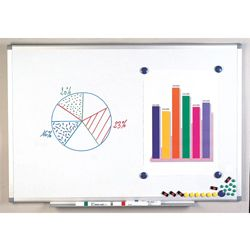 Enamel Coated Steel Whiteboard