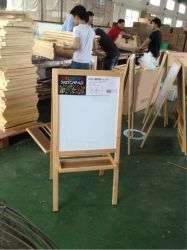double sides magnetic children easel
